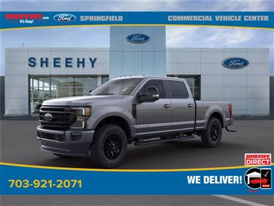 2021 Ford F-250 Crew Cab 4x4, Pickup #GC15417 - photo 4