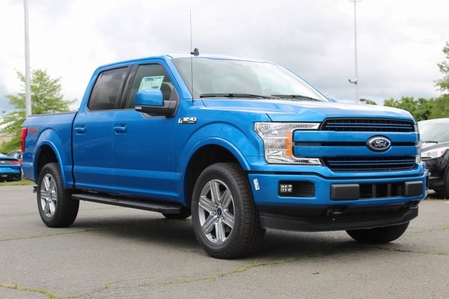 2019 F-150 SuperCrew Cab 4x4,  Pickup #GC16940 - photo 1