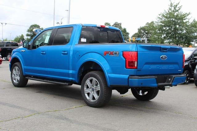 2019 F-150 SuperCrew Cab 4x4,  Pickup #GC16940 - photo 4