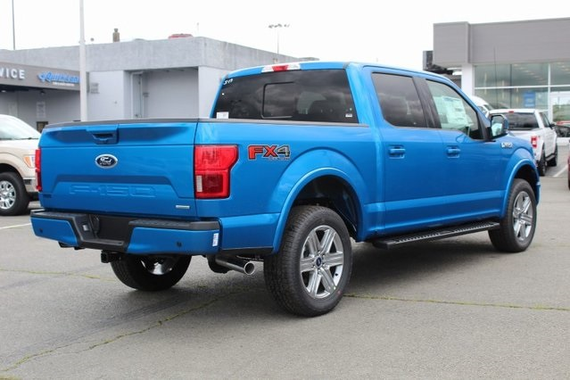 2019 F-150 SuperCrew Cab 4x4,  Pickup #GC16940 - photo 2
