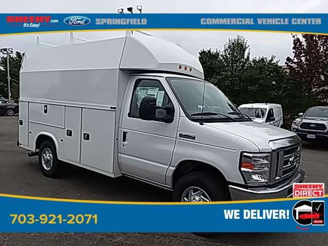 2021 Ford E-350 4x2, Knapheide Service Utility Van #GC18907 - photo 1