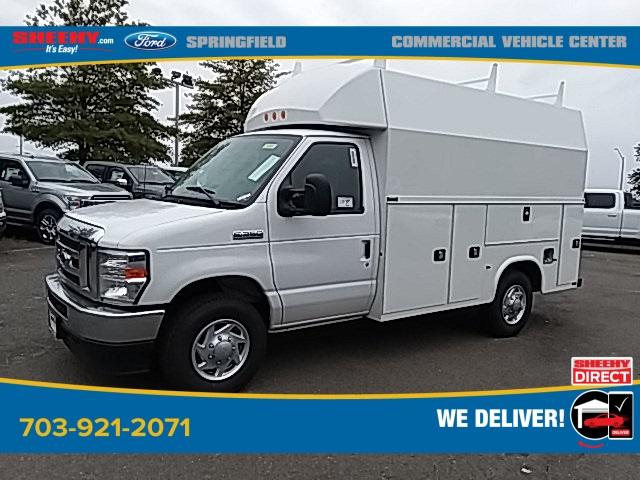 2021 Ford E-350 4x2, Knapheide KUV Service Utility Van #GC18907 - photo 4