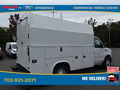 2021 Ford E-350 4x2, Knapheide KUV Service Utility Van #GC18907 - photo 2