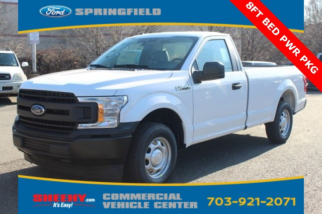 2019 F-150 Regular Cab 4x2,  Pickup #GC18919 - photo 3