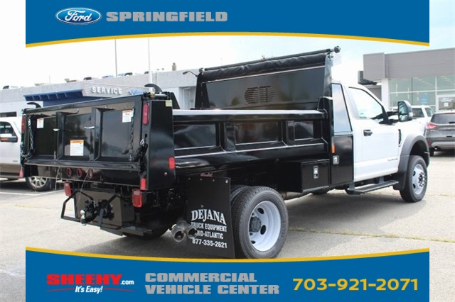 2018 F-550 Regular Cab DRW 4x2,  Cab Chassis #GC21288 - photo 4