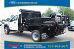 2018 F-550 Regular Cab DRW 4x2,  Rugby Eliminator LP Steel Dump Body #GC21288 - photo 3