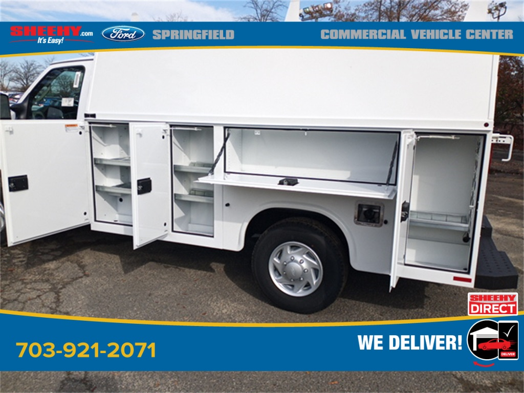 2021 Ford E-350 4x2, Knapheide KUV Service Utility Van #GC22246 - photo 14