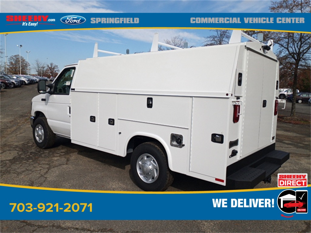 2021 Ford E-350 4x2, Knapheide Service Utility Van #GC22246 - photo 1
