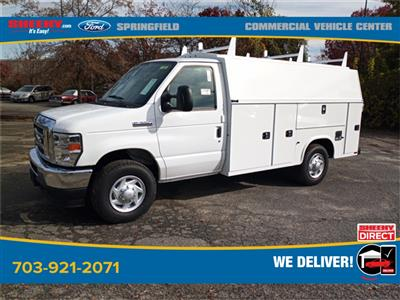 2021 Ford E-350 4x2, Knapheide KUV Service Utility Van #GC22246 - photo 1