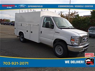 2021 Ford E-350 4x2, Knapheide KUV Service Utility Van #GC22247 - photo 1