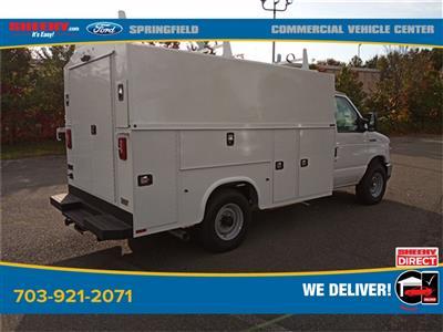 2021 Ford E-350 4x2, Knapheide KUV Service Utility Van #GC22247 - photo 2