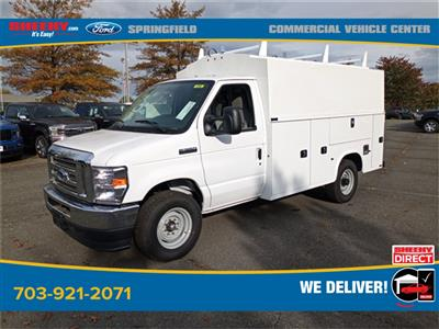 2021 Ford E-350 4x2, Knapheide KUV Service Utility Van #GC22247 - photo 4