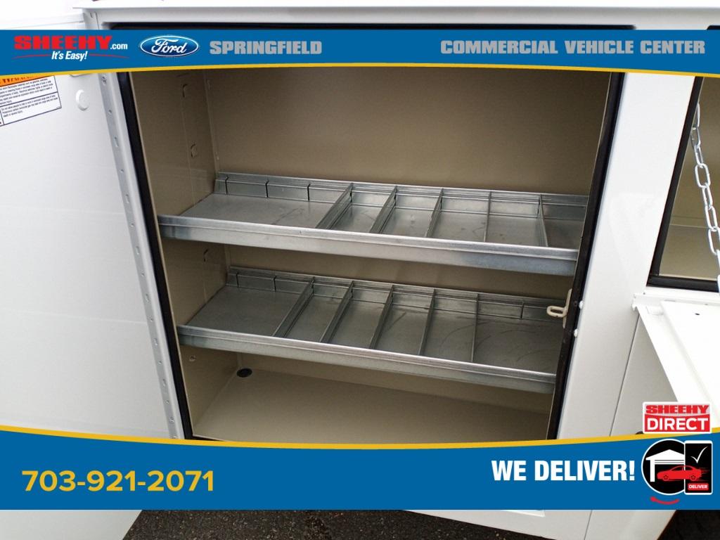 2021 Ford F-350 Regular Cab 4x4, Knapheide Steel Service Body #GC22906 - photo 12