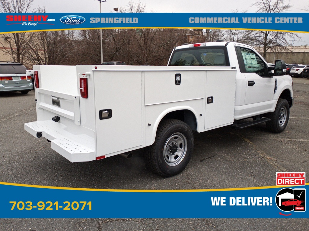 2021 Ford F-350 Regular Cab 4x4, Knapheide Service Body #GC22906 - photo 1