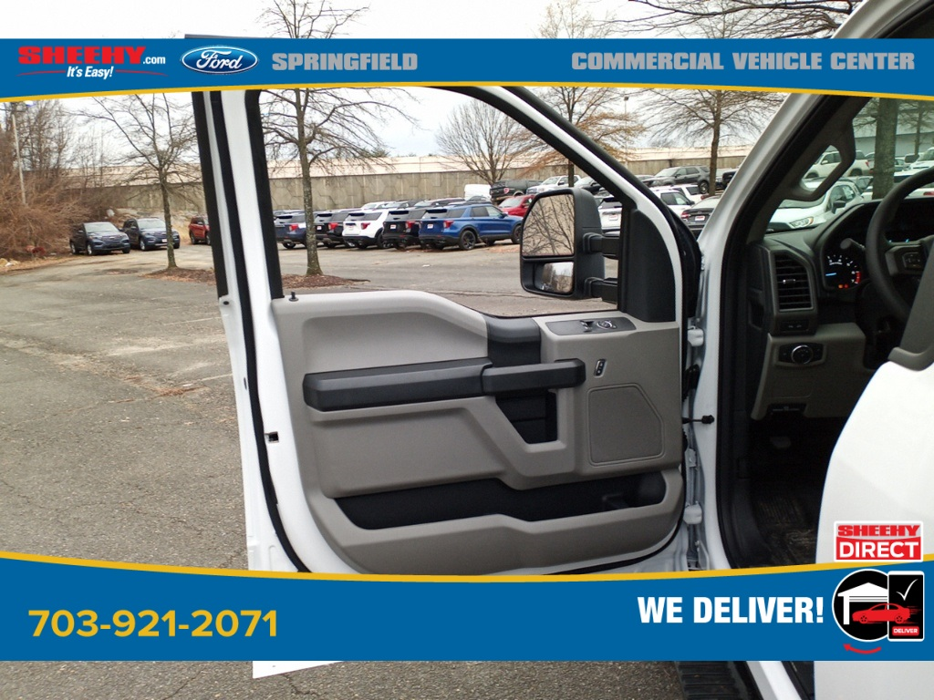 2021 Ford F-350 Regular Cab 4x4, Knapheide Steel Service Body #GC22906 - photo 20