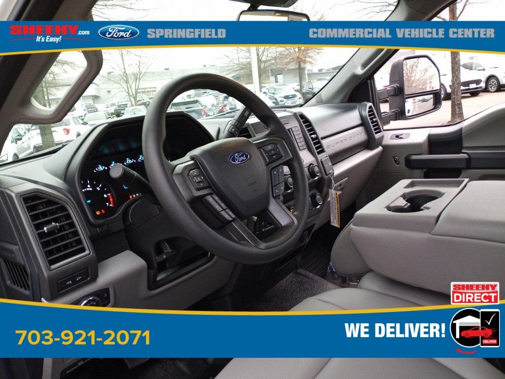 2021 Ford F-350 Regular Cab 4x4, Knapheide Steel Service Body #GC22906 - photo 21