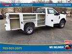 2021 Ford F-350 Regular Cab 4x4, Knapheide Steel Service Body #GC22906 - photo 17