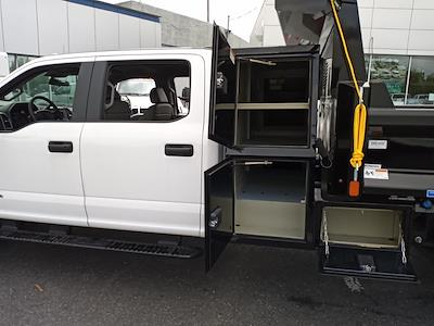 2021 Ford F-450 Crew Cab DRW 4x4, Rugby Eliminator LP Steel Dump Body #GC23213 - photo 11