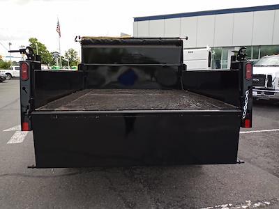 2021 Ford F-450 Crew Cab DRW 4x4, Rugby Eliminator LP Steel Dump Body #GC23213 - photo 12