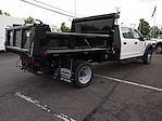 2021 Ford F-450 Crew Cab DRW 4x4, Rugby Eliminator LP Steel Dump Body #GC23213 - photo 2