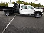 2021 Ford F-450 Crew Cab DRW 4x4, Rugby Eliminator LP Steel Dump Body #GC23213 - photo 5