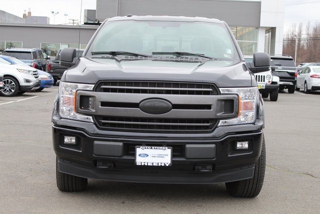 2018 F-150 SuperCrew Cab 4x4, Pickup #GC24428 - photo 1