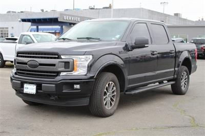 2018 F-150 SuperCrew Cab 4x4, Pickup #GC24428 - photo 2