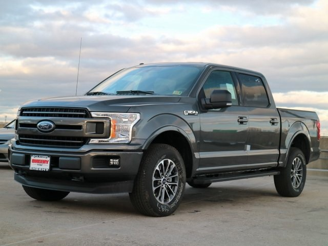 2018 F-150 SuperCrew Cab 4x4, Pickup #GC24429 - photo 1