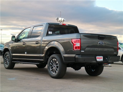 2018 F-150 SuperCrew Cab 4x4, Pickup #GC24429 - photo 2