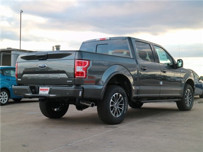 2018 F-150 SuperCrew Cab 4x4, Pickup #GC24429 - photo 4