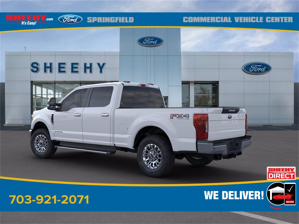 2021 Ford F-250 Crew Cab 4x4, Pickup #GC25236 - photo 7