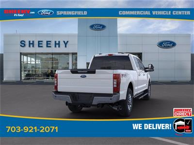 2021 Ford F-250 Crew Cab 4x4, Pickup #GC25236 - photo 2