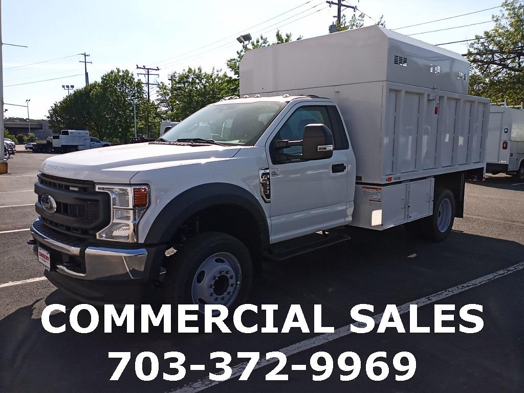 2021 Ford F-550 Regular Cab DRW 4x2, Southco Industries Chipper Body #GC25242 - photo 4