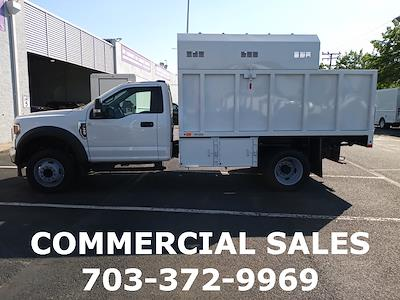 2021 Ford F-550 Regular Cab DRW 4x2, Southco Industries Chipper Body #GC25242 - photo 8