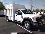2021 Ford F-550 Regular Cab DRW 4x2, Southco Industries Chipper Body #GC25242 - photo 1