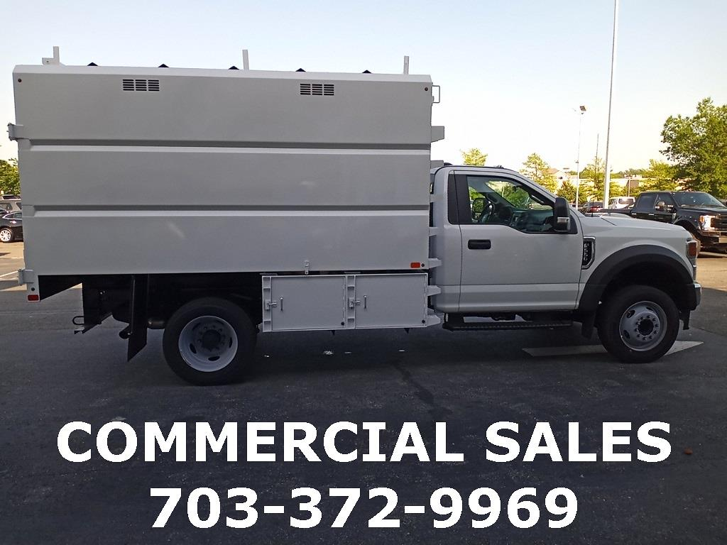 2021 Ford F-550 Regular Cab DRW 4x2, Southco Industries Chipper Body #GC25243 - photo 9