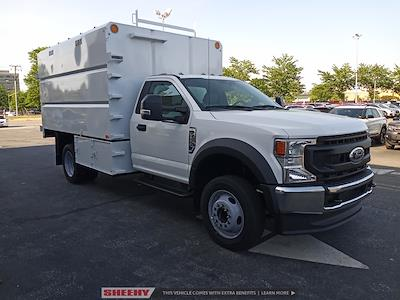 2021 Ford F-550 Regular Cab DRW 4x2, Southco Industries Chipper Body #GC25243 - photo 1