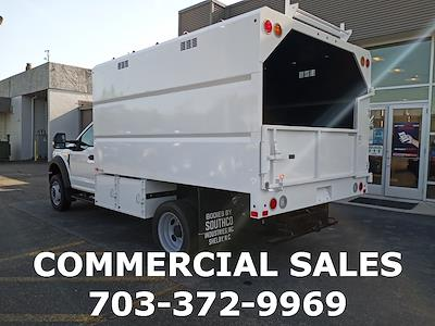 2021 Ford F-550 Regular Cab DRW 4x2, Southco Industries Chipper Body #GC25243 - photo 4