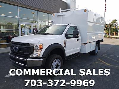 2021 Ford F-550 Regular Cab DRW 4x2, Southco Industries Chipper Body #GC25243 - photo 5