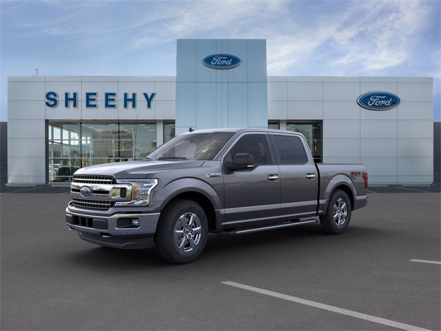 2020 Ford F-150 SuperCrew Cab 4x4, Pickup #GC30123 - photo 4