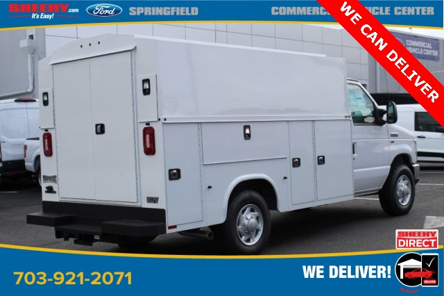 2019 E-350 4x2, Knapheide Service Utility Van #GC31668 - photo 1
