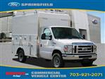 2018 E-350 4x2,  Dejana Truck & Utility Equipment DuraCube Max Service Utility Van #GC31716 - photo 1