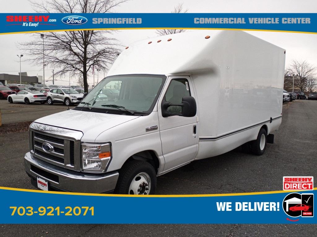 2021 Ford E-350 4x2, Unicell Aerocell Cutaway Van #GC32331 - photo 4