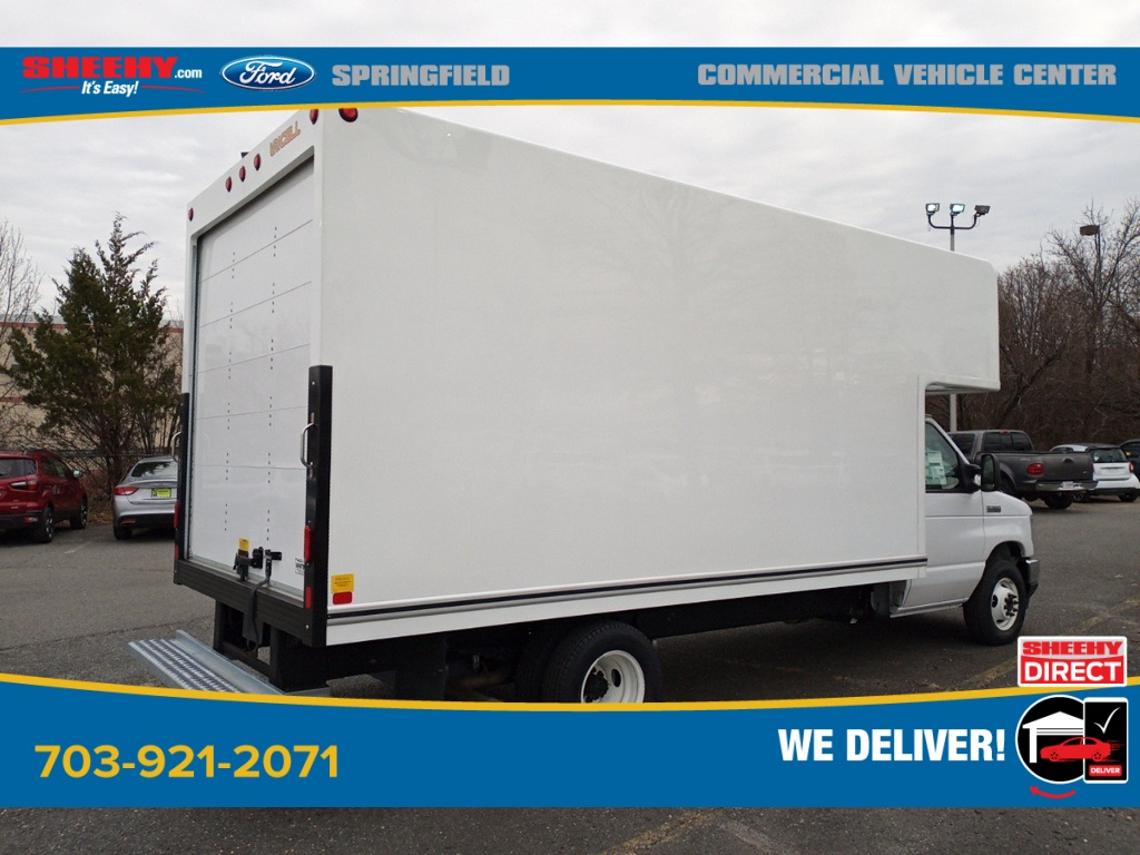 2021 Ford E-350 4x2, Unicell Cutaway Van #GC32332 - photo 1