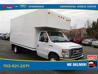 2021 Ford E-350 4x2, Unicell Classicube Cutaway Van #GC32332 - photo 1