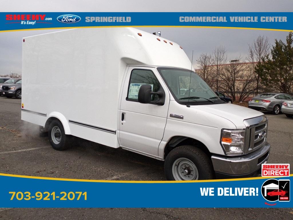 2021 Ford E-350 4x2, Unicell Cutaway Van #GC34067 - photo 1