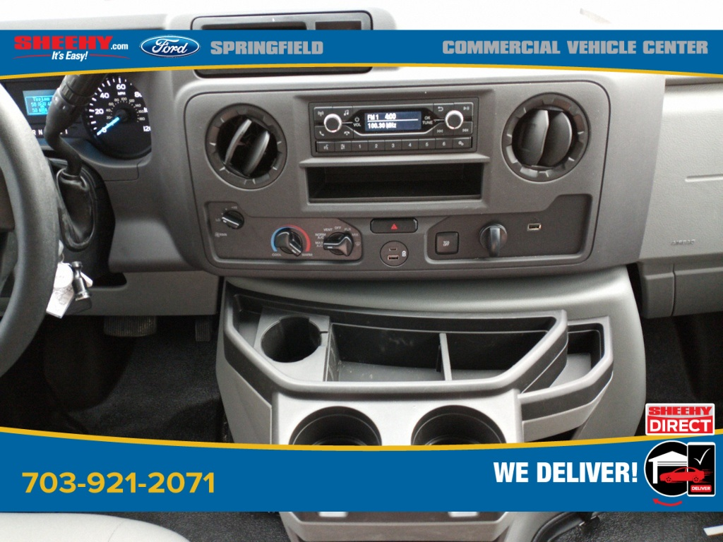 2021 Ford E-350 4x2, Unicell Aerocell CW Cutaway Van #GC34067 - photo 18