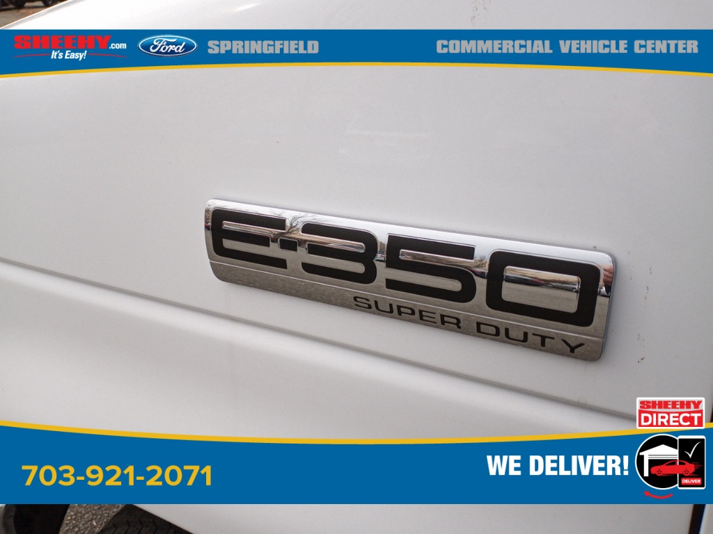2021 Ford E-350 4x2, Unicell Aerocell CW Cutaway Van #GC34067 - photo 23