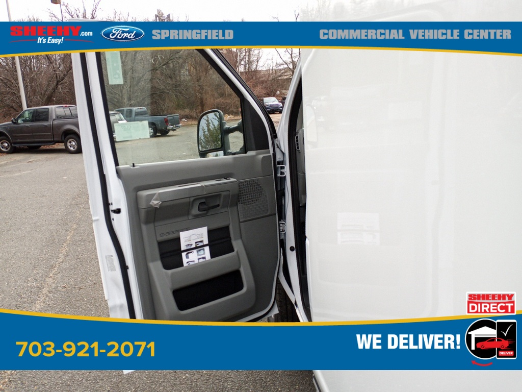 2021 Ford E-350 4x2, Unicell Aerocell CW Cutaway Van #GC34067 - photo 24
