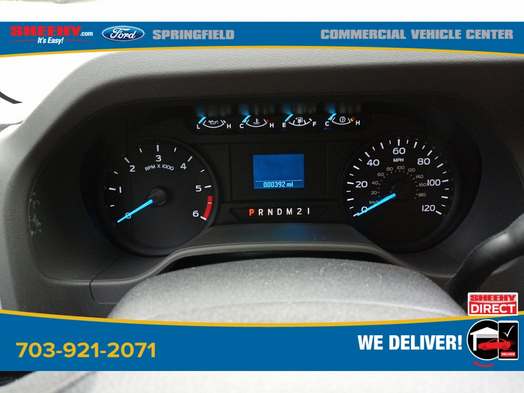 2021 Ford E-350 4x2, Unicell Aerocell CW Cutaway Van #GC34067 - photo 26